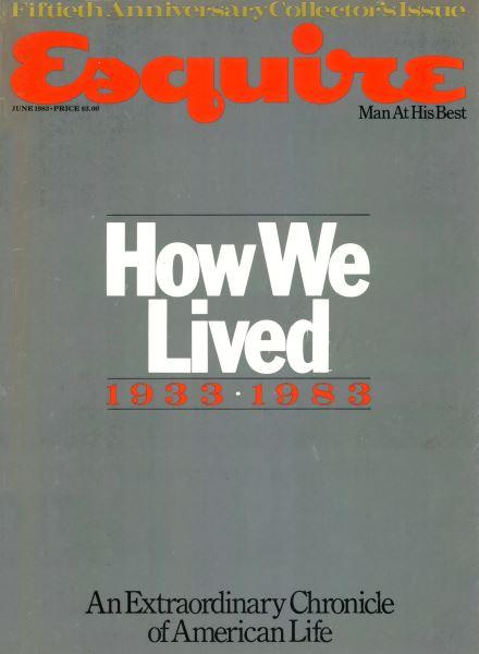 Issue: - June 1983 | Esquire