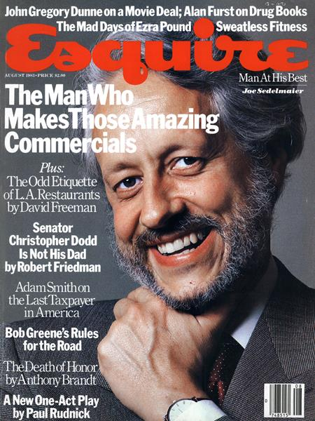 Issue: - August 1983   Esquire