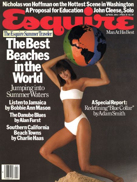 Issue: - April 1984 | Esquire