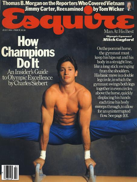 Issue: - July 1984 | Esquire