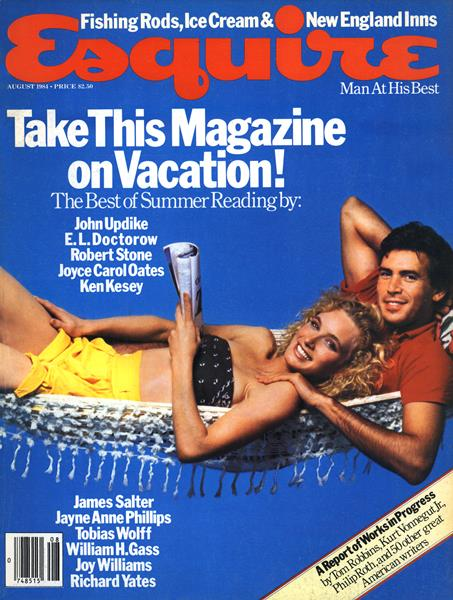 Issue: - August 1984 | Esquire