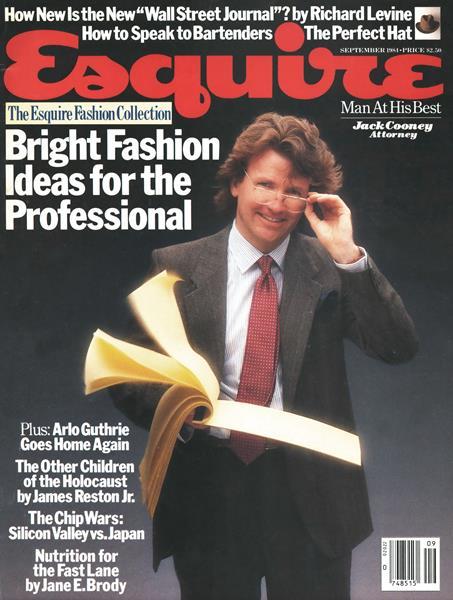 Issue: - September 1984 | Esquire