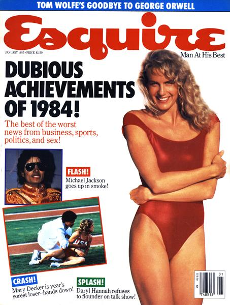 Issue: - January 1985   Esquire