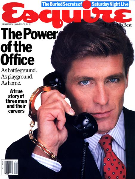 Issue: - February 1986   Esquire