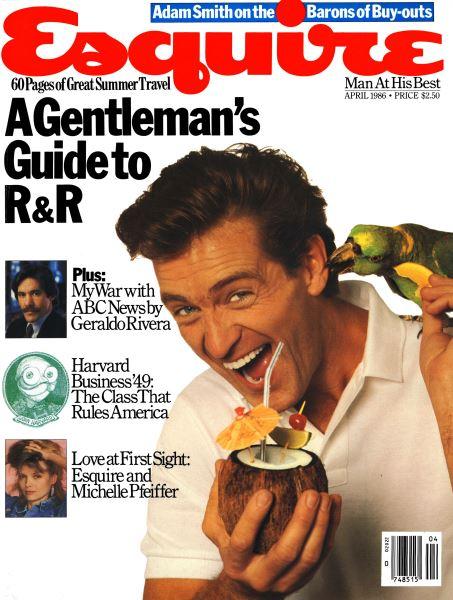 Issue: - April 1986 | Esquire