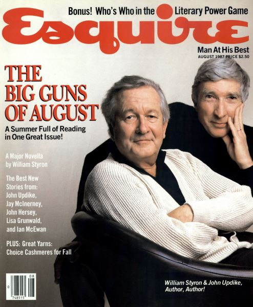 Issue: - August 1987   Esquire