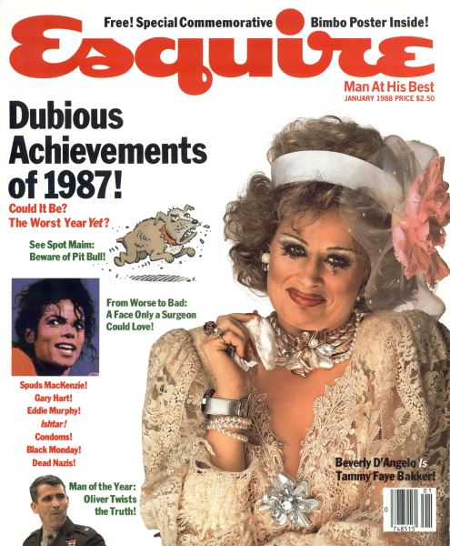Issue: - January 1988   Esquire