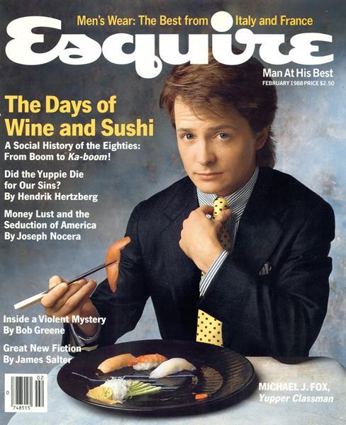 Issue: - February 1988   Esquire