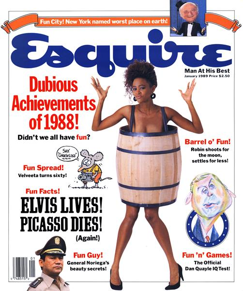 Issue: - January 1989 | Esquire