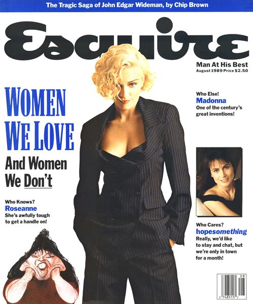 Issue: - August 1989 | Esquire