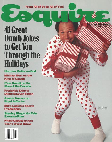 Issue: - December 1989   Esquire