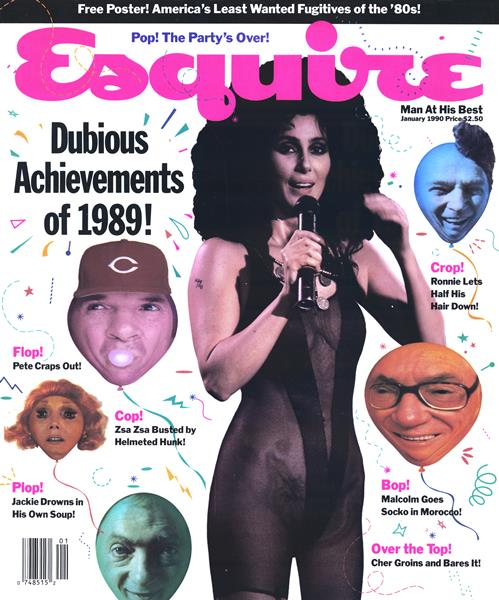 Issue: - January 1990 | Esquire