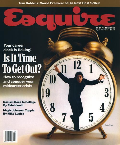 Issue: - April 1990 | Esquire