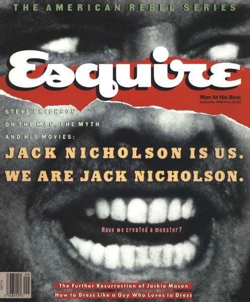 Issue: - September 1990   Esquire