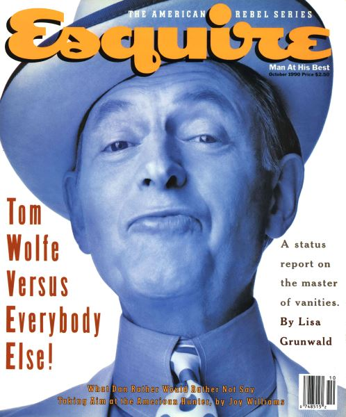 Issue: - October 1990 | Esquire