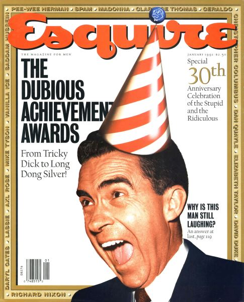 Issue: - January 1992 | Esquire