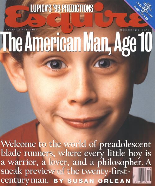 Issue: - December 1992 | Esquire