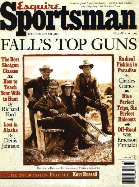 Issue: - FALL/WINTER 1993   Esquire