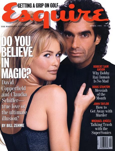 Issue: - April 1994   Esquire