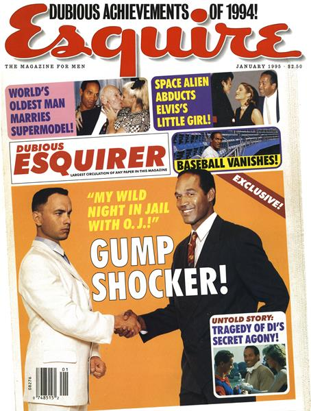 Issue: - January 1995 | Esquire