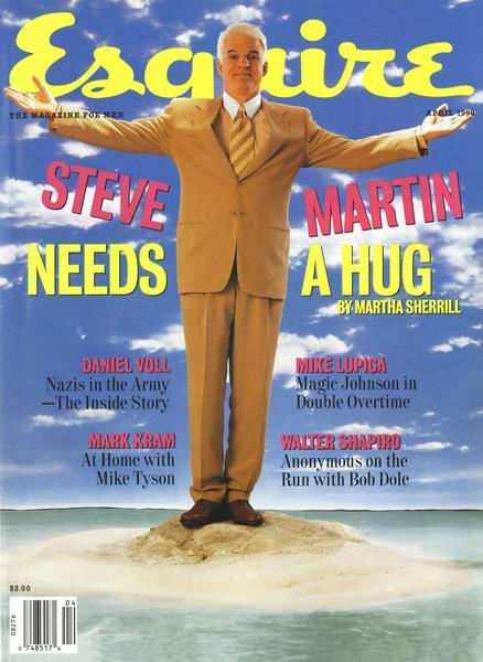 Issue: - April 1996 | Esquire