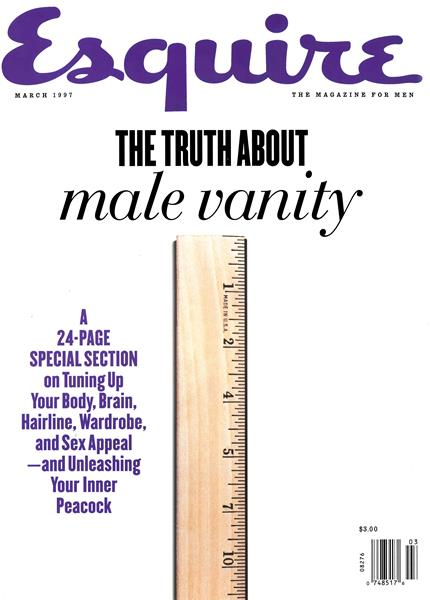 Issue: - March 1997   Esquire