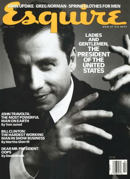 Issue: - April 1998 | Esquire