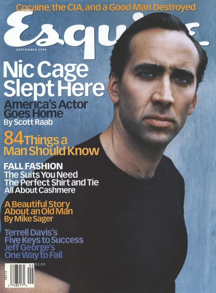Issue: - September 1998 | Esquire