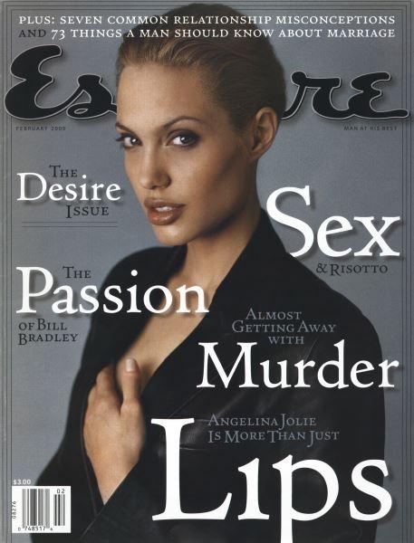 Issue: - February 2000   Esquire