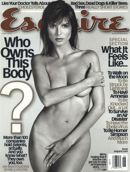 Issue: - June 2001 | Esquire