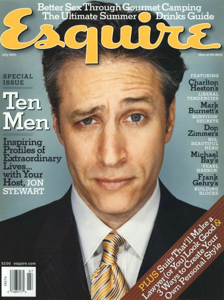 Issue: - July 2001 | Esquire