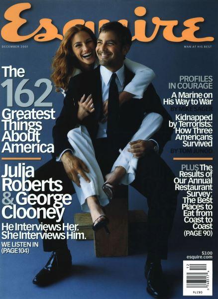 Issue: - December 2001 | Esquire