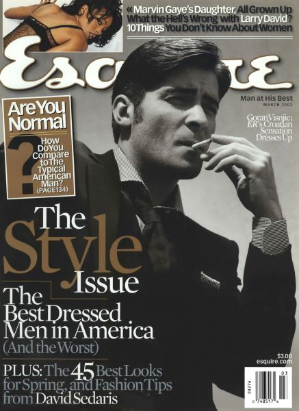 Issue: - March 2002 | Esquire
