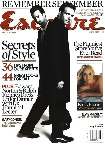 Issue: - September 2002 | Esquire