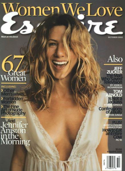 Issue: - October 2002   Esquire