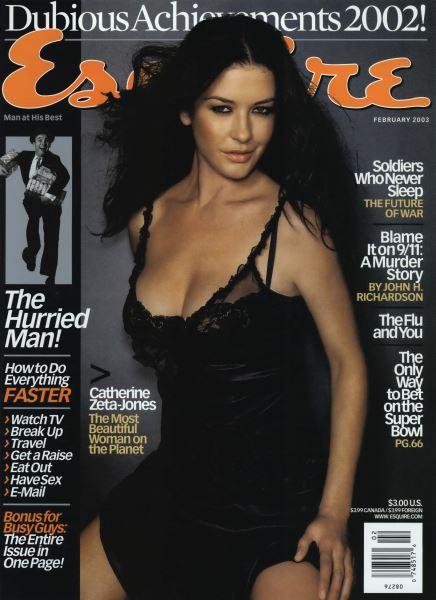 Issue: - February 2003 | Esquire