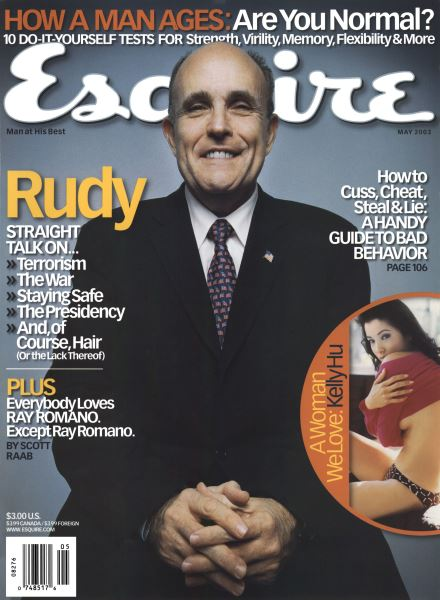 Issue: - May 2003 | Esquire