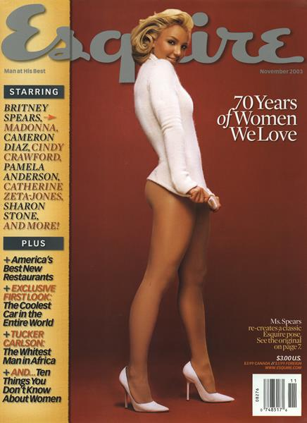 Issue: - November 2003 | Esquire