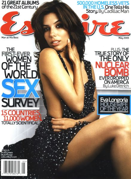 Issue: - May 2005 | Esquire