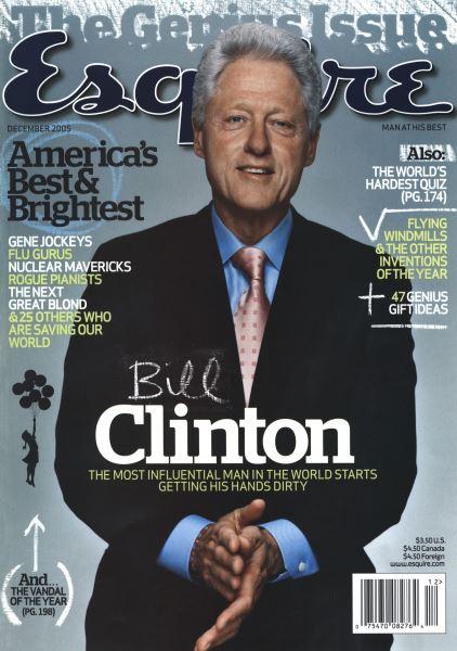 Issue: - December 2005   Esquire