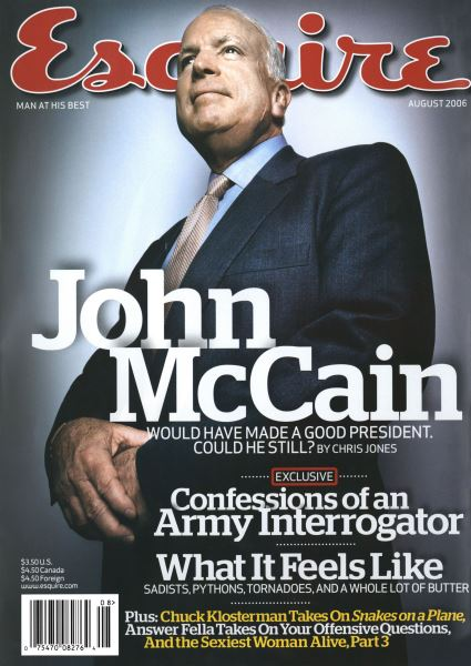 Issue: - August 2006 | Esquire