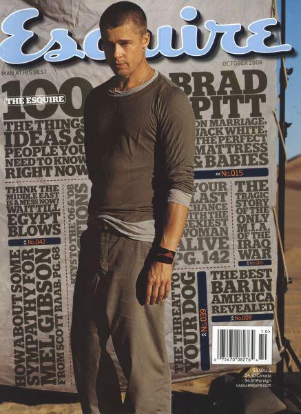 Issue: - October 2006   Esquire