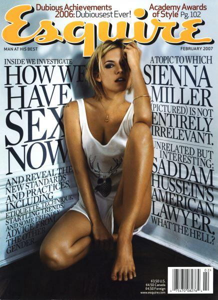 Issue: - February 2007   Esquire