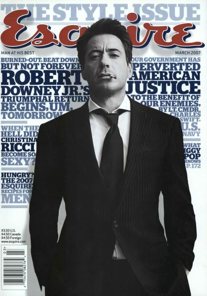 Issue: - March 2007 | Esquire
