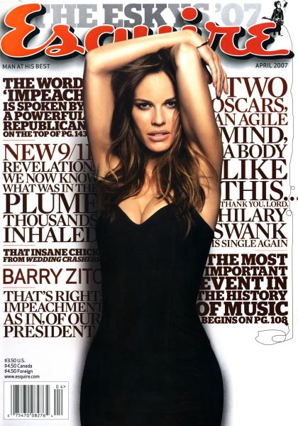Issue: - April 2007 | Esquire