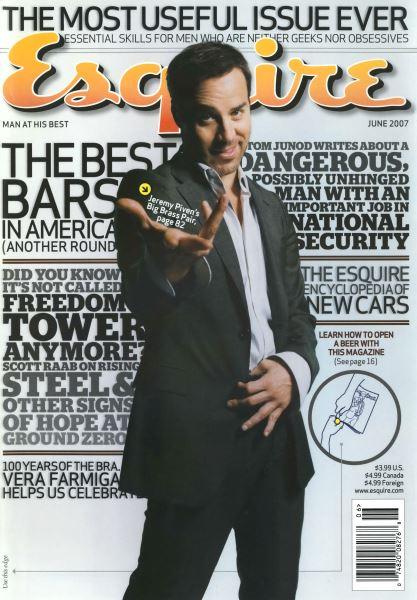Issue: - June 2007 | Esquire