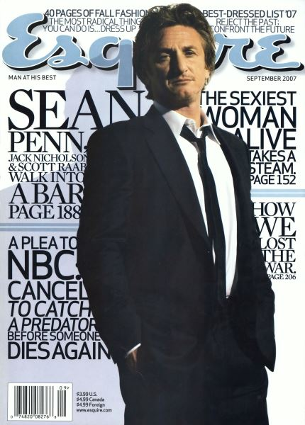 Issue: - September 2007 | Esquire