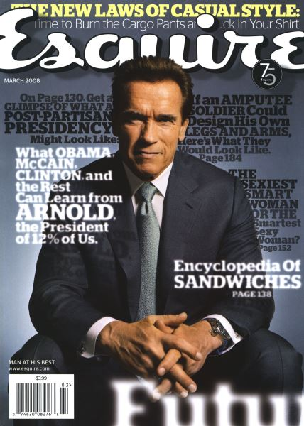 Issue: - March 2008 | Esquire