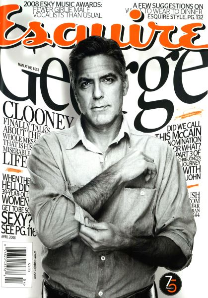 Issue: - April 2008 | Esquire