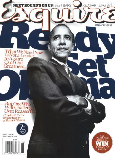 Issue: - June 2008 | Esquire